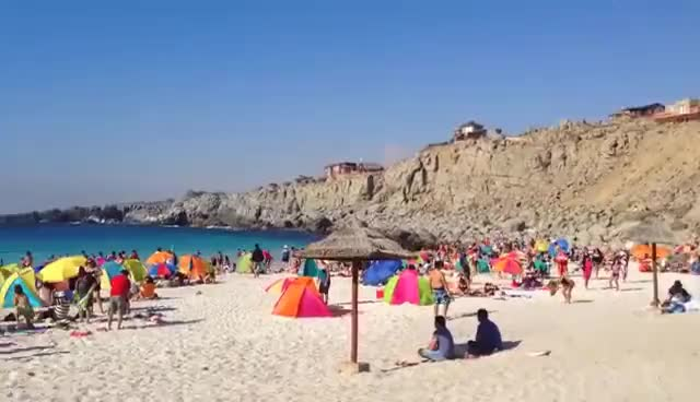 Watch and share Playa La Virgen, Chile GIFs on Gfycat