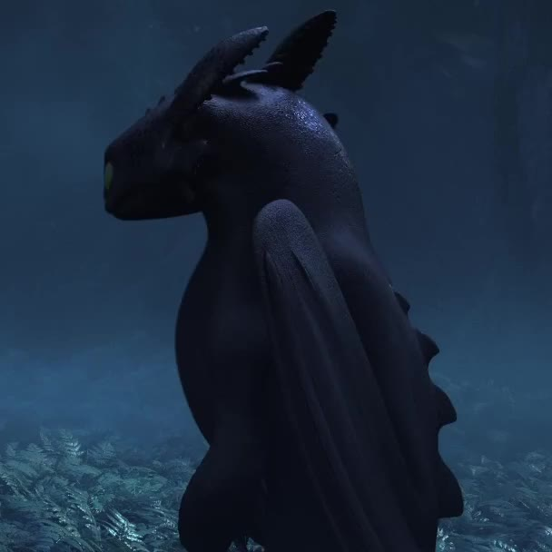 Watch this how to train your dragon GIF by How To Train Your Dragon (@howtotrainyourdragon) on Gfycat. Discover more how to train your dragon, how to train your dragon the hidden world, httyd, httyd3, shocked, surprise, toothless, wow GIFs on Gfycat