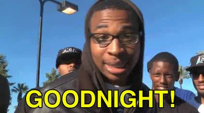 bye, done, exhausted, good night, see ya, sleep, tired, GOOD NIGHT GIFs