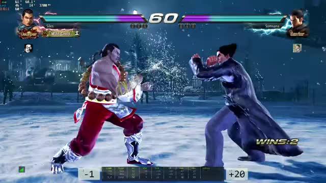 Watch and share Tekken GIFs by zer0nine on Gfycat