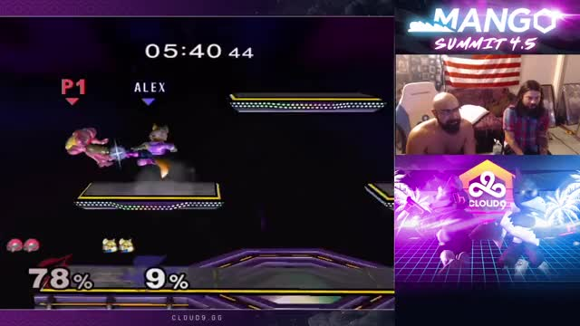 mang0 Playing Super Smash Bros. Melee - Twitch Clips