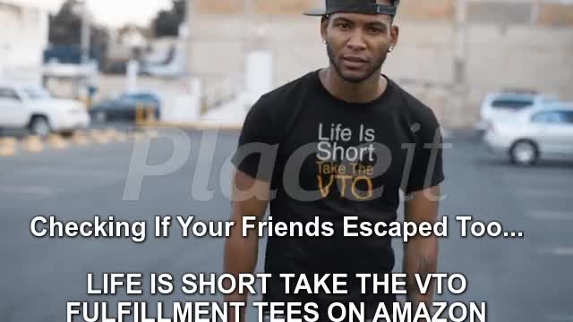 Watch and share Life Is Short GIFs and Take The Vto GIFs on Gfycat