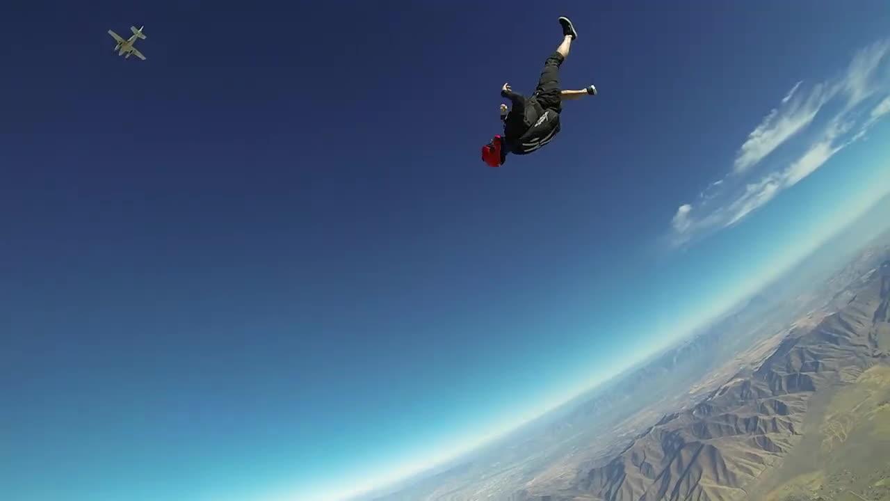 skydive, skydiving, AIRWALK GIFs