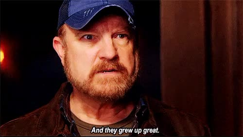 Watch and share Bobby Singer GIFs and Death's Door GIFs on Gfycat