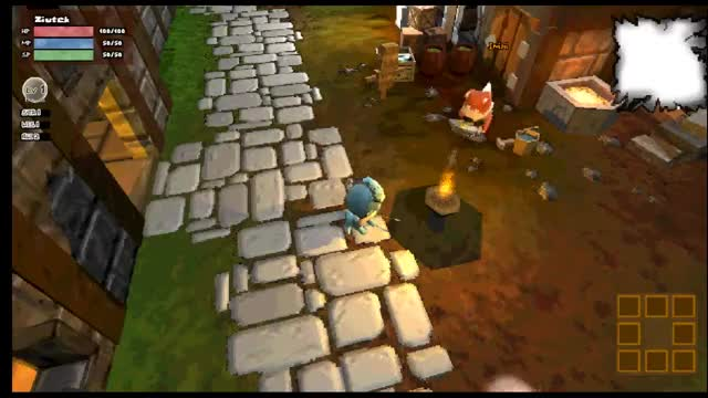 Watch Arpago - NPC Quest System GIF by paszqa on Gfycat. Discover more gamedev, indiegames, lowpoly, retro, rpg GIFs on Gfycat
