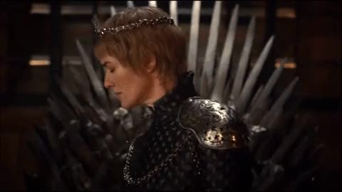 Watch this iron throne GIF on Gfycat. Discover more iron throne, lena headey GIFs on Gfycat