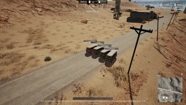 Watch PUBG - Bang Bus Bros GIF by @deejayus on Gfycat. Discover more fun, gaming, pubg, race GIFs on Gfycat