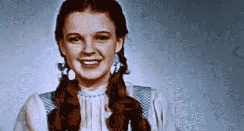 Watch and share Judy Garland GIFs on Gfycat