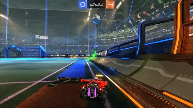 Watch Backwards goal GIF by Rocket League (@zera) on Gfycat. Discover more gaming_gifs GIFs on Gfycat