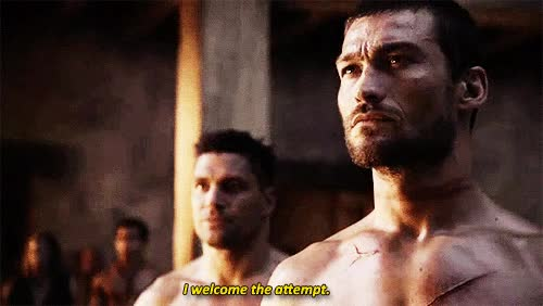Watch and share Spartacus: Blood & Sand Wallpaper Called Spartacus Blood And Sand GIFs on Gfycat
