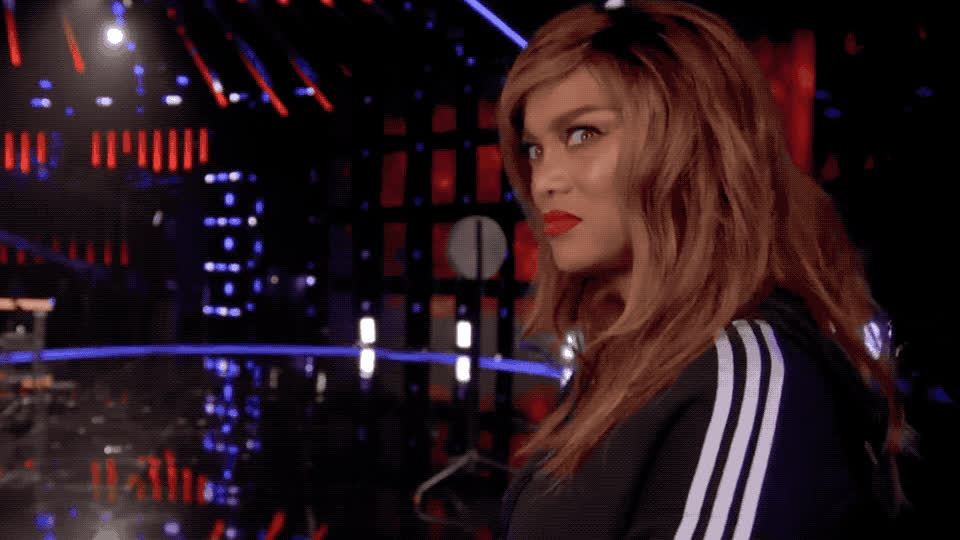 agt, america, america's, angry, annoyed, apple, arrow, banks, celebs, confused, confusion, fuck, got, mad, seriously, talent, the, tyra, what, wtf, America's got talent GIFs