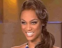 Watch and share Tyra Banks Retarded Face GIFs on Gfycat