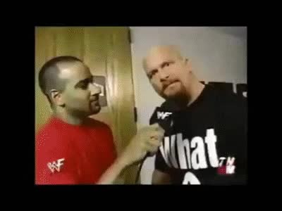 Watch Steve austin what GIF on Gfycat. Discover more related GIFs on Gfycat