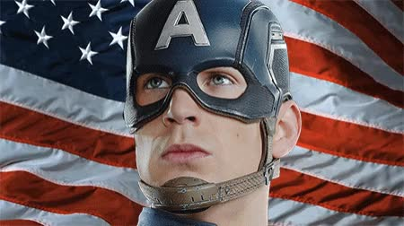 Watch this america GIF on Gfycat. Discover more america, american, captain america, flag, flag day, flags GIFs on Gfycat