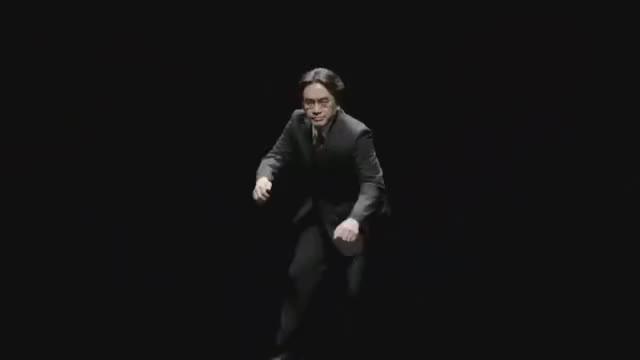 Watch and share Respect Satoru Iwata (Nintendo) (reddit) GIFs by aquason on Gfycat