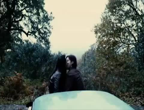 Jackson Rathbone Kiss in Dread