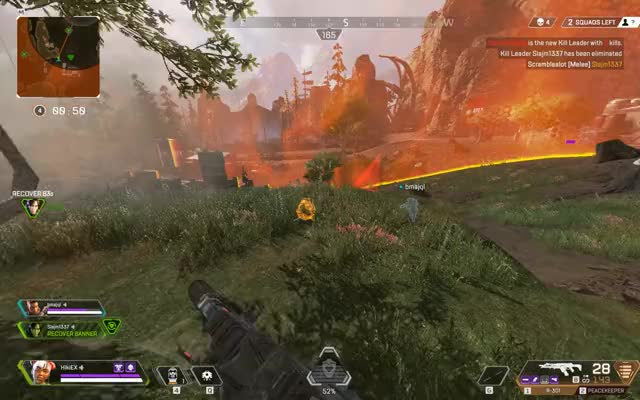 Watch and share Apex Legends GIFs by hikiex on Gfycat