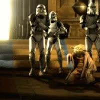 Watch and share Dance Yoda! GIFs on Gfycat