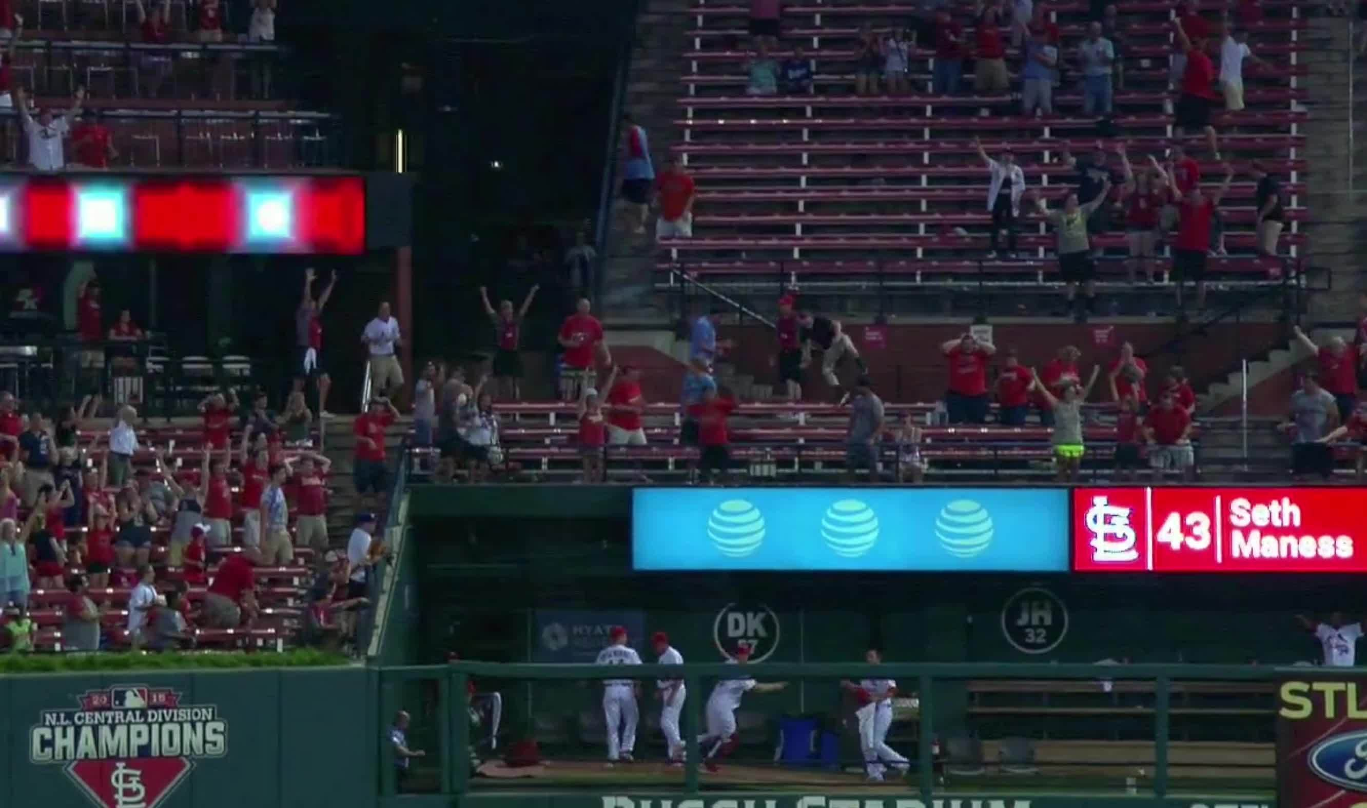 SuperSaiyanGifs, baseball, Cardinals have traded Matt Adams to Braves (reddit) GIFs