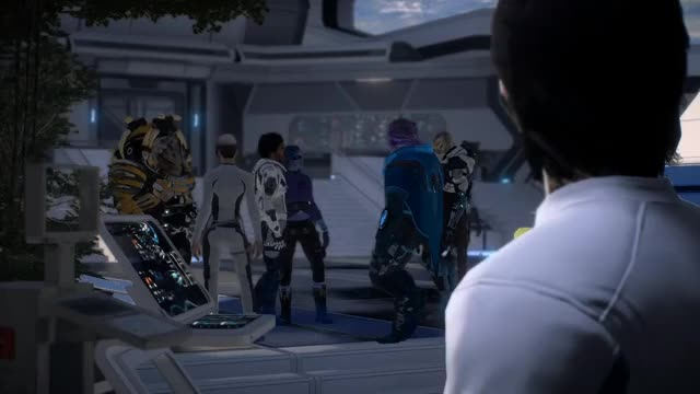 Watch Mass Effect Andromeda - The Crew GIF on Gfycat. Discover more related GIFs on Gfycat