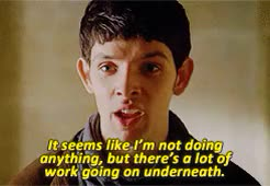 Watch and share Merlin Fanfiction GIFs and Arthur Pendragon GIFs on Gfycat