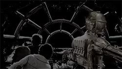 Watch and share Return Of The Jedi GIFs and Luke Skywalker GIFs on Gfycat