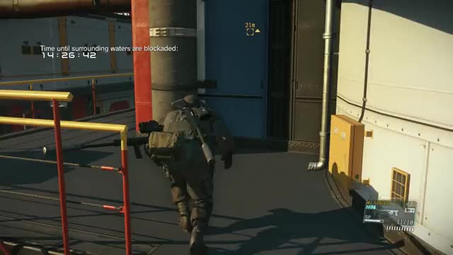 Watch and share Mgsv GIFs by queckquack on Gfycat