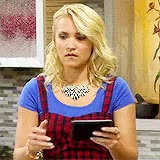 Watch and share Young And Hungry GIFs and Emily Osment GIFs on Gfycat