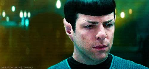 Watch and share Spock GIFs on Gfycat