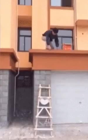 Watch and share Ladder GIFs on Gfycat