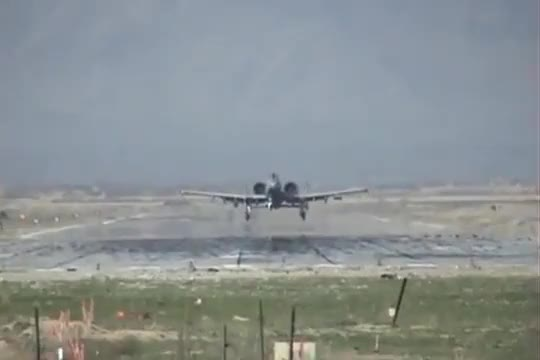 Watch and share A-10 Flyby GIFs by dziban303 on Gfycat