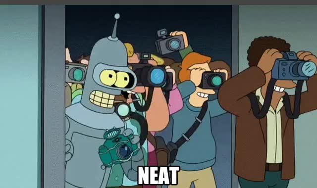 Watch and share Futurama GIFs and Neat GIFs on Gfycat
