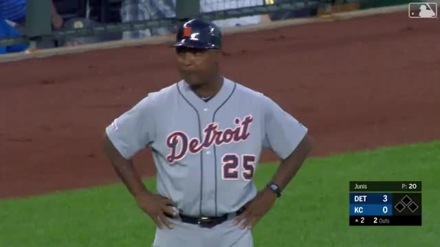 Watch and share Detroit Tigers GIFs and Baseball GIFs on Gfycat