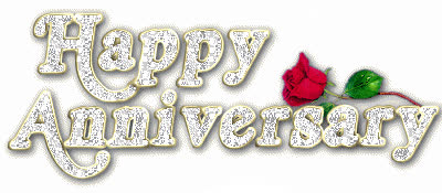 anniversary, happy anniversary, love, marriage, wedding, Clipart happy anniversary free clipart clipartcow GIFs