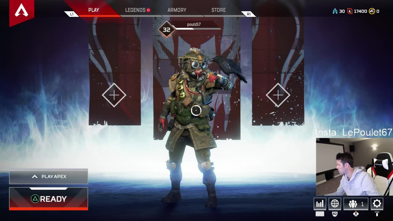 Apex Legends, GIF Replay, Moment Caught By chickenman6767, apex ps4  GIFs