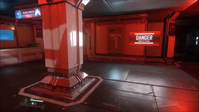 Watch Vanduul Fleet Attacking Olisar - ATV Clip (reddit) GIF on Gfycat. Discover more starcitizen GIFs on Gfycat