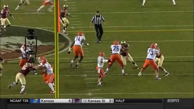 Watch Jalen Ramsey Career Highlights (2013-2015) GIF by @mbrown5082 on Gfycat. Discover more dbu, florida state seminoles, jalen ramsey GIFs on Gfycat