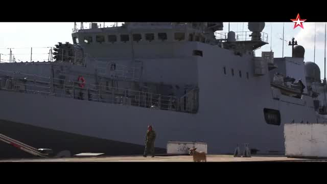 Watch SA-15 is being mounted on frigate's deck GIF by st_Paulus (@st_paulus) on Gfycat. Discover more tvzvezda, zvezda, военная приемка, звезда, телеканал, тор GIFs on Gfycat