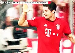 Watch and share Robert Lewandowski GIFs and 5th August 2015 GIFs on Gfycat