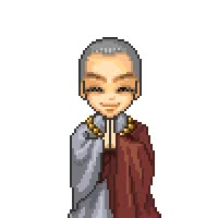 Watch and share Monk animated stickers on Gfycat