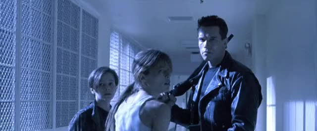 Watch and share The Terminator GIFs by Danno on Gfycat