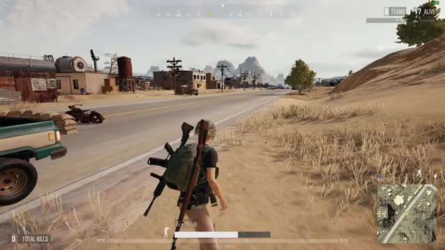 Watch and share Miramar's New Ghillie Suit Is OP GIFs on Gfycat