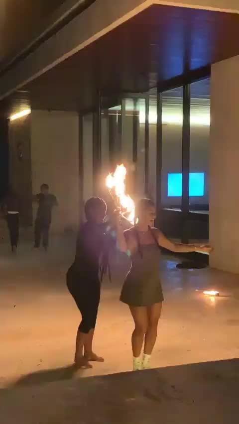 fire cum-hole