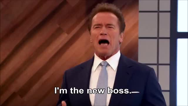 Watch and share Arnold Schwarzenegger GIFs by Reactions on Gfycat
