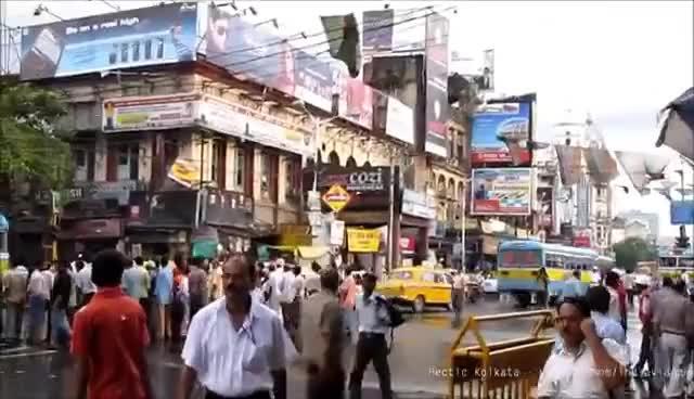 Watch and share Hectic Kolkata (Calcutta) - India GIFs on Gfycat