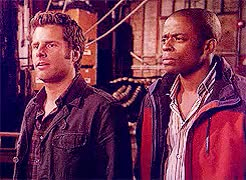Watch and share Burton Guster GIFs and Shawn Spencer GIFs on Gfycat