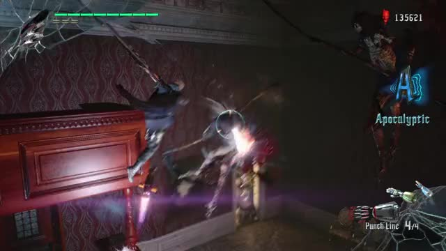 Watch and share Devil May Cry GIFs and Dmcv GIFs by VVWeegee on Gfycat