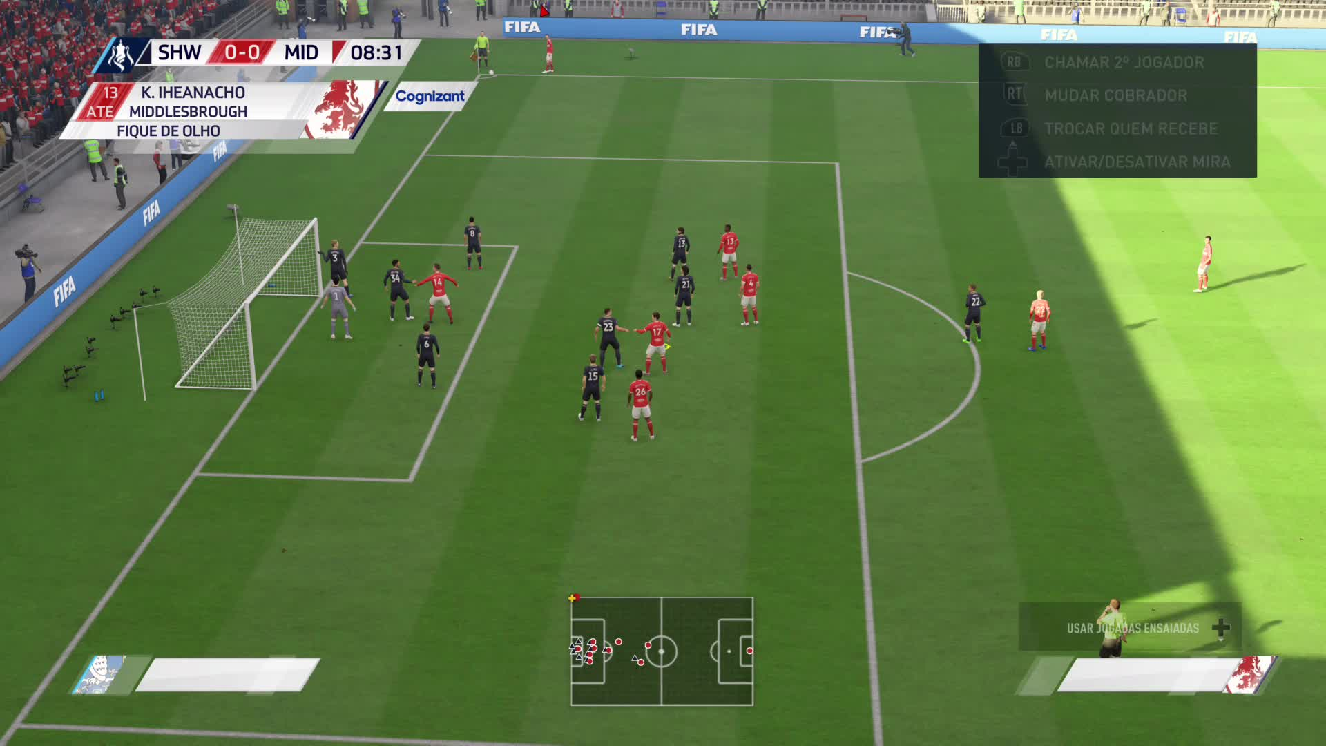 FIFA19, RefsChaves, xbox, xbox dvr, xbox one, Fifa Sendo Fifa GIFs