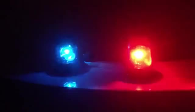 Watch and share Red And Blue Police Lights GIFs on Gfycat