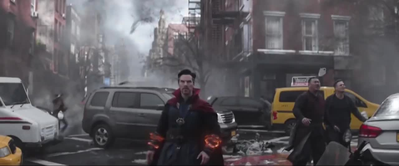 Avengers Infinity War New York Fight Scene Gifs Search